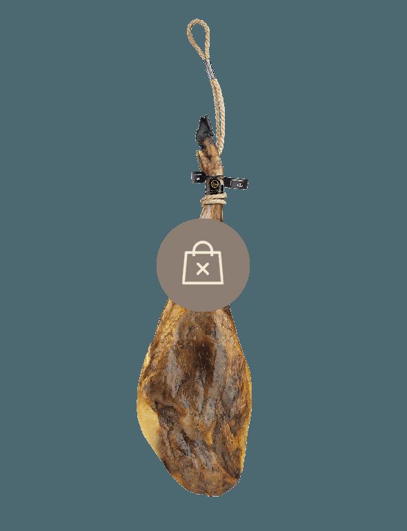 Cinco Jotas Acorn-fed 100% Ibérico Ham, 7-8kg