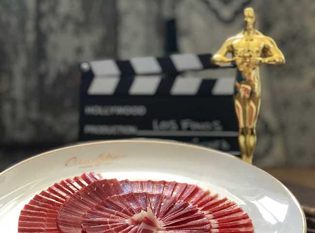 Cinco Jotas post-Oscars Governors Ball