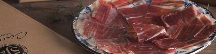 ACORN-FED 100% <i>IBÉRICO </i> SLICED HAM
